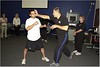 Adult Self-Defense Clinic at Inpulse Response : September 2007 - Kajukenbo Arizona provides self-defense training at Inpulse Response in Gilbert, AZ. Thank you to Heather Buffington for arranging this community event!