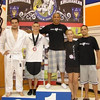 BJJ Tournament Results : Great job Kaju AZ Team and Coach Paul Nava!  Silver medals to Joey Letka, Dave Larsen and Kevin Lamb.  Bronze Medal to Jenni Monroe.  Congratulations to Vincent Ortega for his Kaju spirit and black belt attitude in doing his best and getting on the mat!!