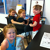 Gilbert Dojo Expansion : Mahalo nui loa for all the support and help!  Our new classroom area is beautiful and already in use!
