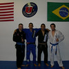 Kaju AZ/Nava BJJ Belt Promotions : Congratulations to our new BJJ blue belts - Sigung and Joey Letka!